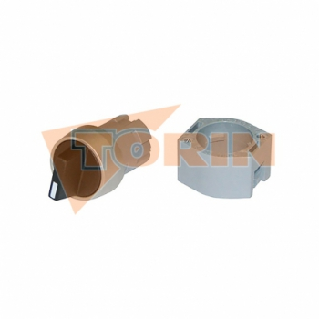 Predné hmlové svetlo DAF XF95 (pravé)